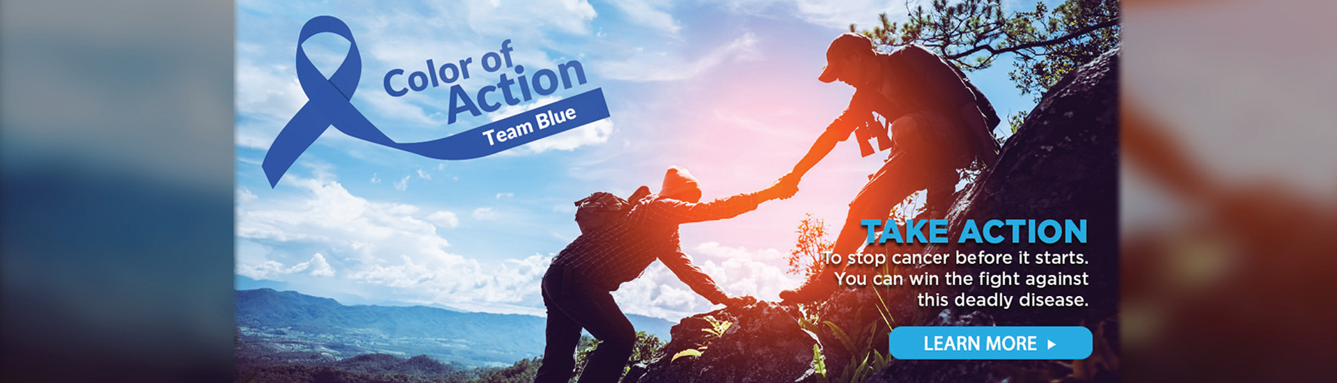Team Blue - The Color of Action