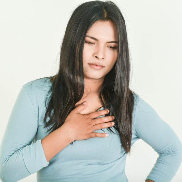 silent reflux - laryngopharyngeal reflux