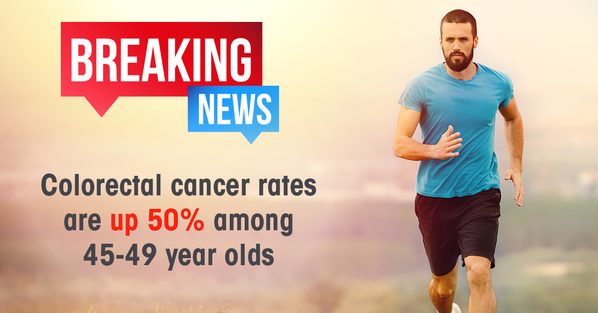 American Cancer Society Now Recommends Colonoscopies At 45