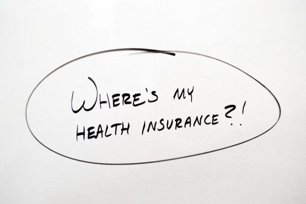 Where's My Health Insurance?