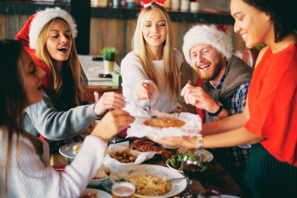 Combat digestive issues during the holidays